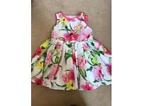 Girls yes baker dress 2-3 years