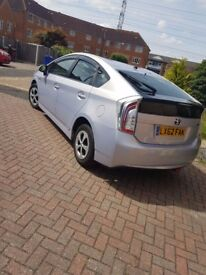 TOYOTA PRIUS T SPRIT=2012=62 REG 1.8 HYBRIB WITH PCO BADGE