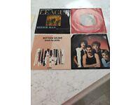 Singles /vinyls - Queen, Human League, The Police, Jennifer Rush