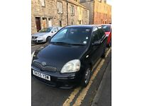 2005 YARIS FOR SALE £800