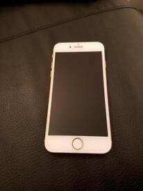 iPhone 8 gold 256GB unlocked used