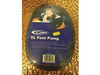 5L footpump