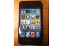 iPod Touch 4th gen 32gb (A+ Condition)