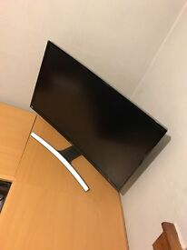 """Curved Samsung Monitor 27"""""""