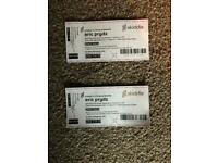 Two Eric Prydz Tickets