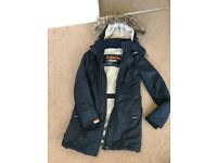 Superdry woman's coat
