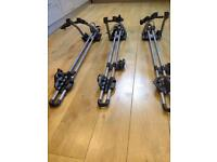 Thule cycle rack