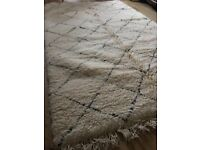 Beautiful Beni Ourain rug for sale - enquire now