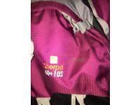 Vango Sherpa 60 + 10S (short back)