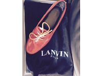 Genuine Men Lanvin shoes size:9
