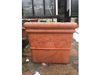 Gardening Plant Pots Assorted Sizes