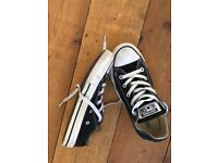 Converse trainers size 4