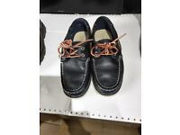 Boys timberland deck shoes
