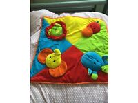 MAMAS & PAPAS baby interactive playmat