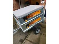 ERDE 102 CLASSIC TRAILER WITH HIGH SIDE KIT £300 NO OFFERS
