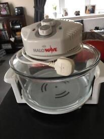 Jml halogen cooker
