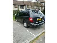 Chrysler 7 seat Grand Voyager Stow n Go 2005