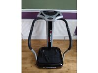 Confidence Pro Fitness Power Plate Trainer - Excellent condition, barely used.
