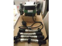 £90, Salamander CT50+ Twin Pump (Never been used still in box.)