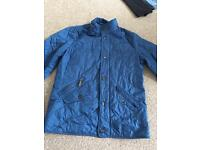 Barbour coat aged 8/9
