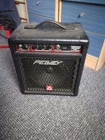 Peavey micro Bass amp