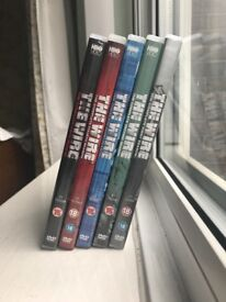 The Wire DVDs