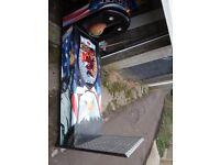 CHAMPTIONSHIP BOXER ARCADE MACHINE