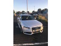 Audi A4 S line executive model