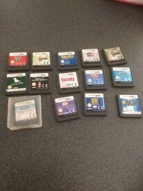 Nintendo DS games 14 in total