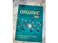 Organic Chemistry (Clayden, Greeves, Warren)