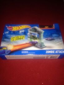 Hot wheels can you catch the zombie