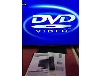 """Bush 40"""" full HD 1080p LED TV/DVD combi"""