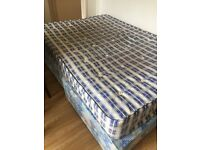 King sized bed for sale