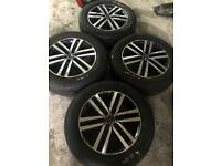 Mercedes Benz X class Amg line 19inch Alloy Wheel set x4 full set with tyres available