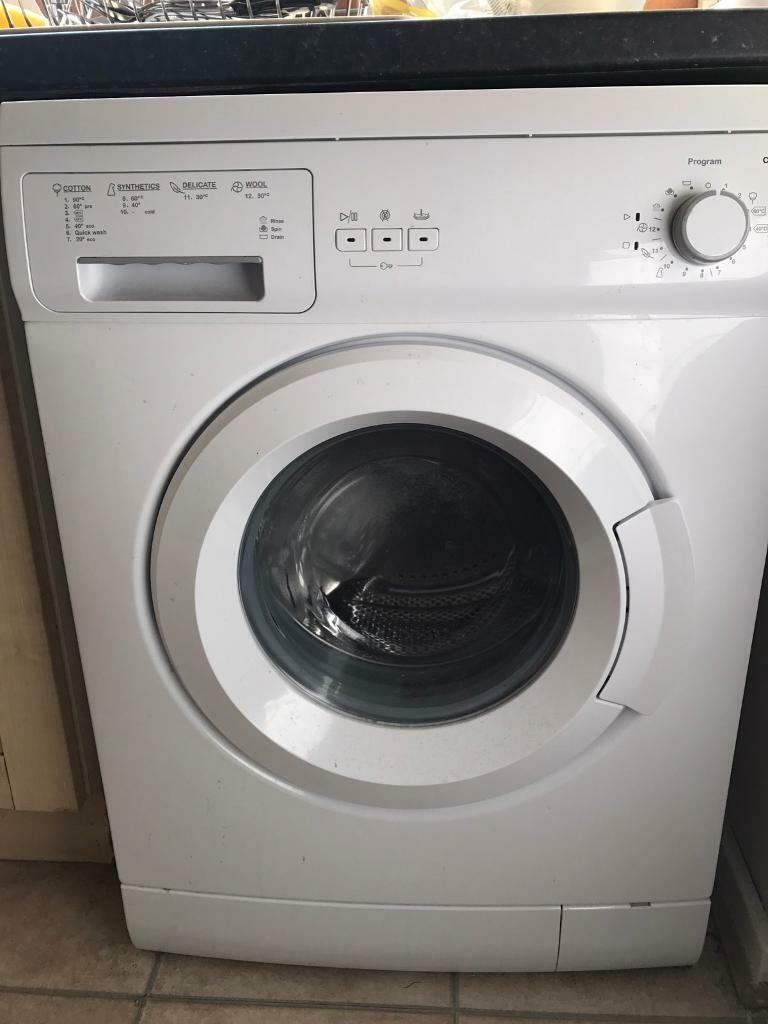 Currys washing machinein Aylesbury, BuckinghamshireGumtree - CURRYS PC WORLD WASHING MACHINE Only a year old. Gives fantastic results. Really great machine and hardly used. 5kg drum load