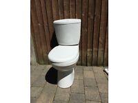 Victoria plumb toilet