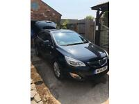 61 plate Vauxhall Astra Estate 1.7cdti for sale
