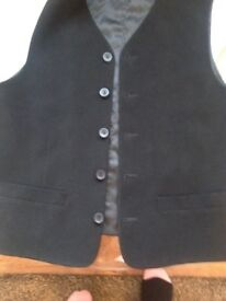 Size small Black waist jacket