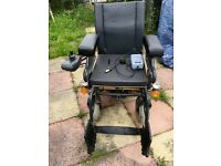 used sport xs electric wheelchair