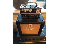 Orange Micro Dark 20W Guitar Amp Rig
