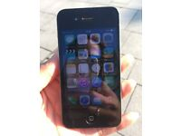 Iphone 4 Black 16GB Excellent Condition