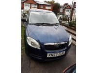 Skoda Fabia 1.4 deisel with parking sensors