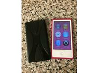 Apple iPod nano 16gb in. Pink