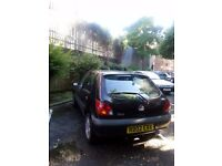 ***FORD FIESTA 1.3 2002 MANUAL FOR SALE***