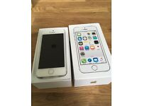 New IPhone 5s 16GB White - Unlocked
