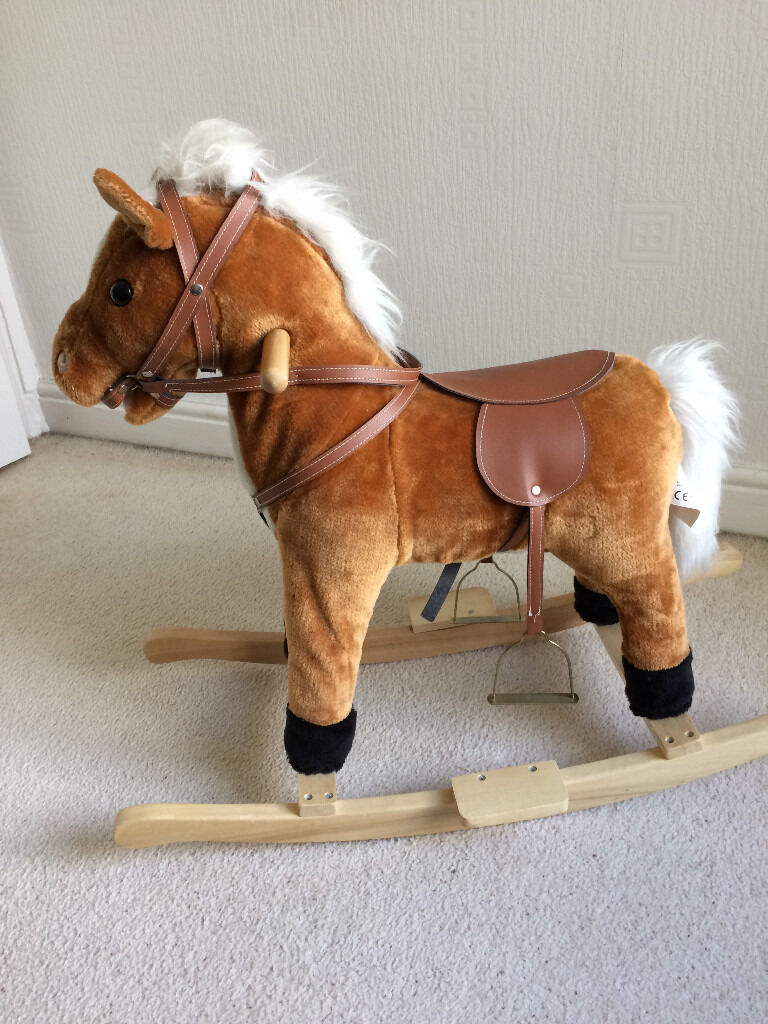 kids rocking horse would suit  year ld  in gateshead tyne  - kids rocking horse would suit  year ld