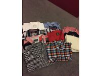 MEN,s XXL clothing bundle over 70 items of both designer label and high street mix.
