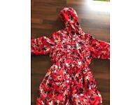 Minnie Mouse girls coat 3-4
