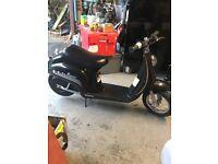 Razor moped/mod