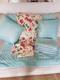Bedding with accessories